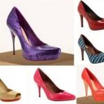 Sapatos atuais moda para mulheres modernas 150x150 Sapatos para Festa, Modelos, Fotos