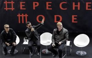 Show do Depeche Mode no Brasil 2009