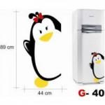 Use Adesivos Para Geladeiras e Renove Sua Cozinha 1 150x150 Adesivos de Geladeira   Decoração com Adesivos