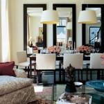 Valorize a decoração com espelhos2 150x150 Decoração com Espelhos, fotos e dicas