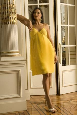 Vestido Amarelo Combina com que Cor de Sapato 1 Vestido Amarelo Combina com que Cor de Sapato