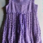 Vestidos em crochê moda feminina 150x150 Vestidos em Crochê Moda Feminina