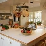 a verdadeira cozinha americana 150x150 Cozinhas Americanas Decoradas