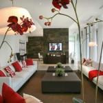 arquitetura e decoracao de casa em miami decoracao sala de estar 3 150x150 Decoração de Sala de Estar