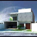 belvedere alesson fachada mod fachada 2arq1 150x150 Fachadas Residenciais Modernas