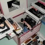 bia maleta 2 150x150 Maleta para Maquiagem, Modelos, Preços