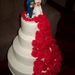 bolo cenografico de casamento 4 150x150 Bolo Cenográfico De Casamento