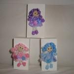 boneca2 150x150 Decoração Quarto Infantil com Bonecas de Pano
