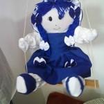 boneca3 150x150 Decoração Quarto Infantil com Bonecas de Pano