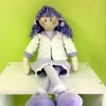 boneca4 150x150 Decoração Quarto Infantil com Bonecas de Pano