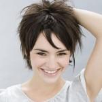 cabelo8 150x150 Cabelos Curtos Penteados para o Dia a Dia