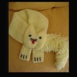 cachecol infantil gatinho 150x150 Cachecol infantil de Gatinho   Onde Comprar