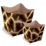 cachepot animale girafa pronto b 150x150 Cachepot de Papel Personalizado Preços