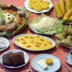 comidas tipicas juninas2 150x150 Festa de São João Decoração