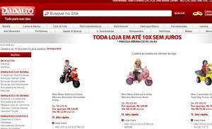 dadalto brinquedos em ofertas 1 Dadalto Brinquedos em Ofertas