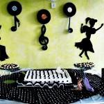 decoração anos 60 para festa 9 150x150 Decoração Anos 60 Para Festa