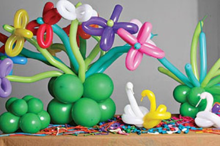 decoração artesanal de festa infantil 1 Decoração Artesanal De Festa Infantil
