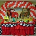 decoração carros festa infantil 150x150 Decoração Carros Festa Infantil