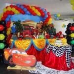 decoração carros festa infantil 3 150x150 Decoração Carros Festa Infantil