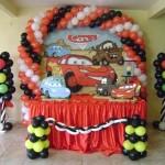 decoração carros festa infantil 6 150x150 Decoração Carros Festa Infantil