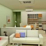 decoração clean 1 150x150 Decoração Clean para Casas, Fotos