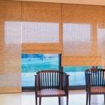 decoração com cortinas de bambu 1 150x150 Decoração Com Cortinas De Bambu