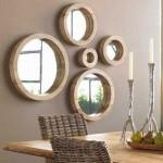 decoração com espelhos sala quarto parede fotos 4 150x150 Decoração Com Espelhos Sala, Quarto, Parede, Fotos