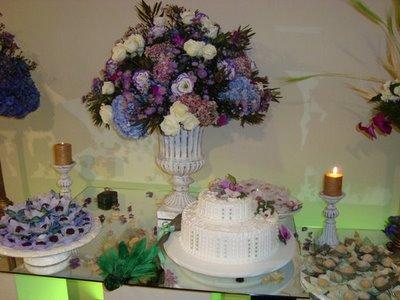 decora%C3%A7%C3%A3o com flores 5 Decoração Com Flores Para Festas, Fotos
