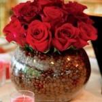 decoração com flores para festas fotos 4 150x150 Decoração Com Flores Para Festas, Fotos