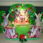 decoração da tinker Bell 1 150x150 Decoração Da Tinker Bell