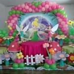 decoração da tinker Bell 150x150 Decoração Da Tinker Bell