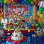 decoração de festa infantil circo 150x150 Decoração De Festa Infantil Circo