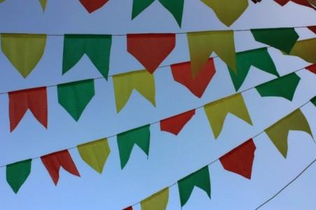 decoração de festa junina como fazer Decoração De Festa Junina Como Fazer