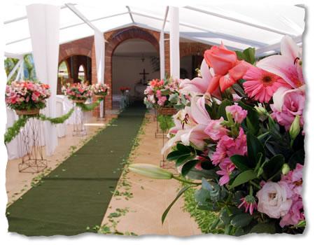 decora%C3%A7%C3%A3o de flores para festas 11 Decoração Com Flores Para Festas, Fotos