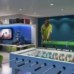 decoração de sala de jogos dicas 150x150 Decoração De Sala De Jogos, Dicas