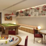 decoração de sala de jogos dicas 4 150x150 Decoração De Sala De Jogos, Dicas