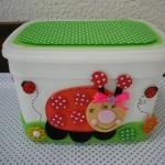 decoração em potes de sorvete como fazer 8 150x150 Decoração Em Potes De Sorvete Como Fazer