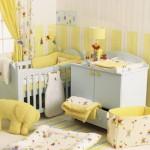 decoração quarto infantil pequeno 150x150 Dicas para decorar quarto infantil pequeno