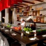 decoração restaurante japonês 150x150 Decoração Restaurante Japonês