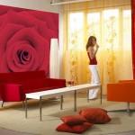 decoraçao em paredes de sala fotos dicas 150x150 Dicas de Decoração em Paredes