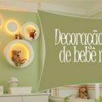 decoracao de quarto de bebe masculino 150x150 Decoração de Quarto de Bebê Masculino, Fotos