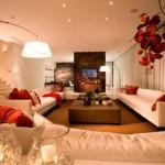 decoracao salas dicas 150x150 Decoração de Casas Fotos