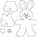 desenhos de páscoa para colorir 3 150x150 Desenhos De Páscoa Para Colorir