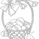 desenhos de páscoa para colorir 5 150x150 Desenhos De Páscoa Para Colorir