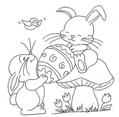 O coelho é um dos símbolos da Páscoa (Foto: Divulgação)
