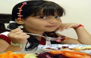 Como Ensinar seu Filho a Comer Bem