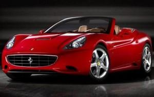 Carro: Ferrari Fotos do Modelo California