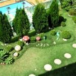 fotos de jardins de casas 150x150 Fotos de Jardins de Casas