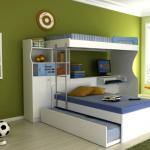 grd Cantinho Lual bco azul 150x150 Treliche com Escrivaninha, Preços Onde Comprar
