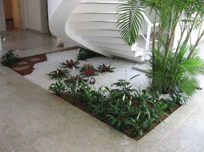 jardim de inverno embaixo da escada 4 Jardim De Inverno Embaixo Da
